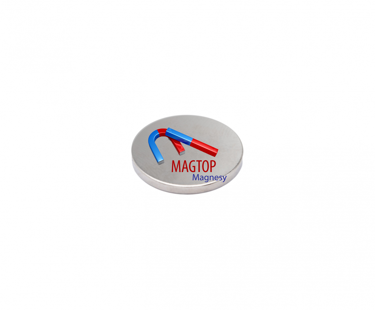 MW 10 x 2 N38 MAGNES NEODYMOWY WALCOWY