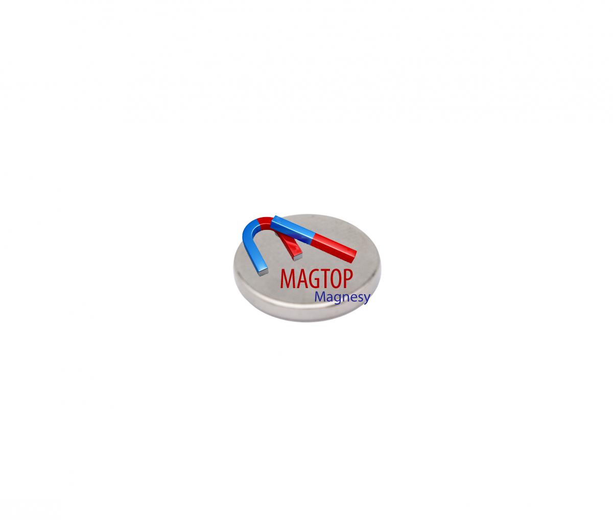 MW 17 x 2 N42 MAGNES NEODYMOWY WALCOWY